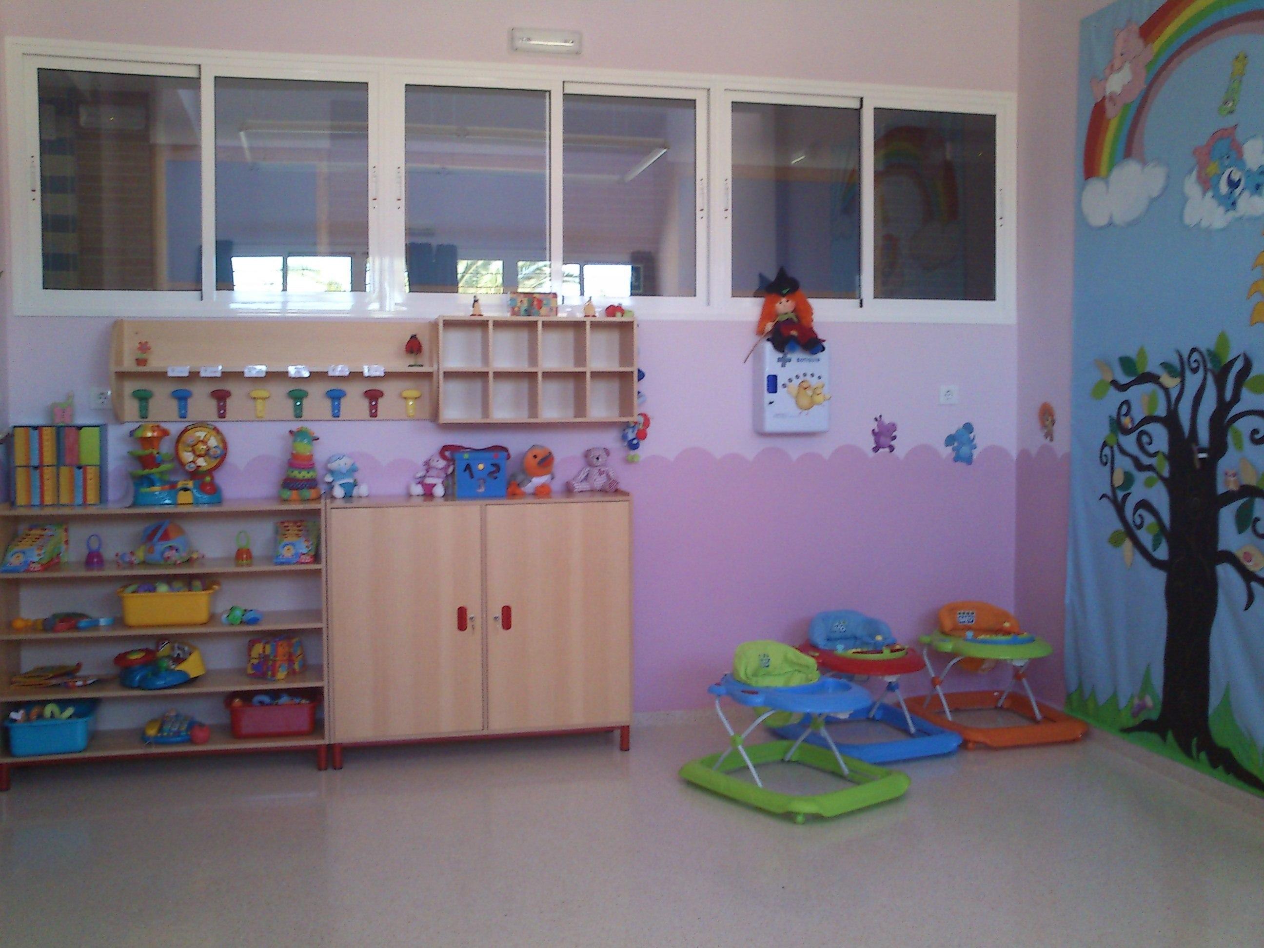 Escuela infantil Campanilla – desdearahal